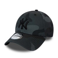 NEW ERA 9FORTY ESSENTIAL CAP NY YANKEES MIDNITE CAMO