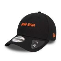 NEW ERA 9FORTY UNI CAP BLACK/ORANGE