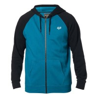 FOX LEGACY ZIP HOODY MAUI BLUE