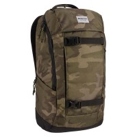 BURTON KILO 2.0 BACKPACK WORN CAMO PRINT