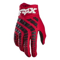 FOX 360 GLOVE FLAME RED