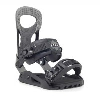 DRAKE KING W20 SNOWBOARD BINDING BLACK