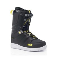 NORTHWAVE FREEDOM SL SNOWBOARD BOOT BLACK/YELLOW
