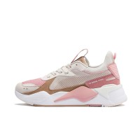 PUMA RS-X REINVENT W SHOES BRIDAL ROSE/PASTEL PARCHMENT