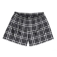 HORSEFEATHERS SONNY BOXER SHORTS GRAYSCALE