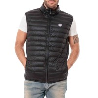 WAXX SHELTER DOWN FW19 VEST BLACK