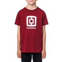 HORSEFEATHERS FAIR KIDS TEE RIO RED