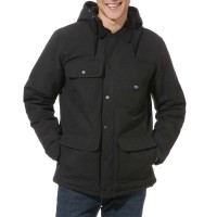 VANS DRILL CHORE COAT MTE BLACK