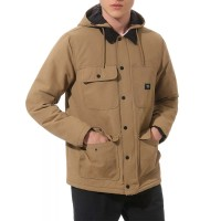 VANS DRILL CHORE COAT MTE DIRT