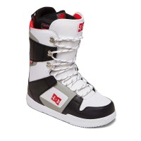 DC PHASE SNOW BOOTS BLACK/WHITE