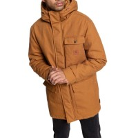 DC CANONGATE PARKA JACKET WHEAT