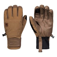 QUIKSILVER SQUAD SNOW GLOVES OTTER