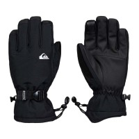 QUIKSILVER MISSION SNOW FW19 GLOVES BLACK