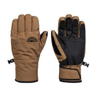 QUIKSILVER CROSS SNOW GLOVES OTTER