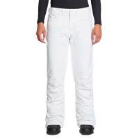 ROXY BACKYARD SNOW PANTS BRIGHT WHITE