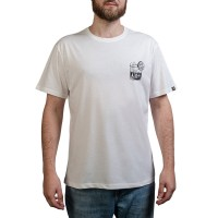THE DUDES MONDAY T-SHIRT OFF-WHITE