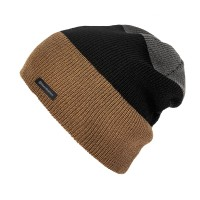 HORSEFEATHERS MATTEO BEANIE MEDAL BRONZE