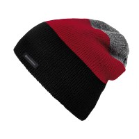 HORSEFEATHERS MATTEO BEANIE RED